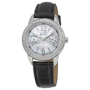Citizens silhouette eco-drive watch